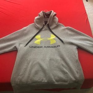 Under Armour Gray Hoodie